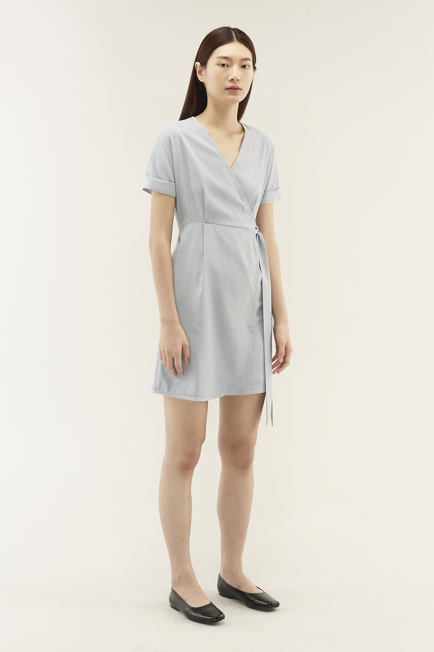 Jestin Wrap Dress