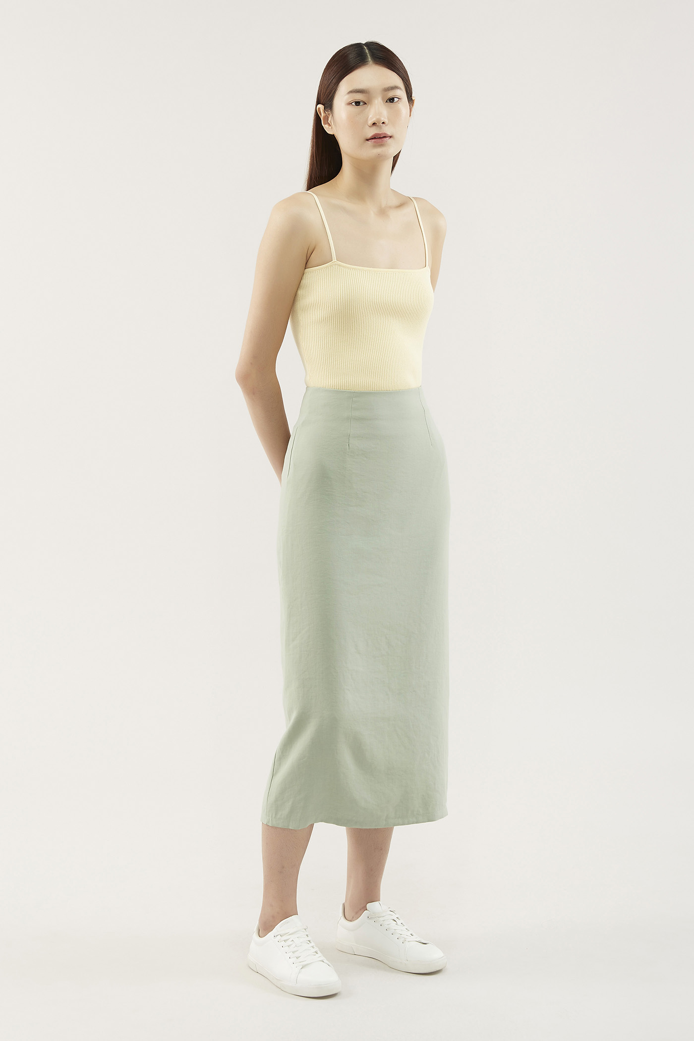 Dallen Pencil Skirt