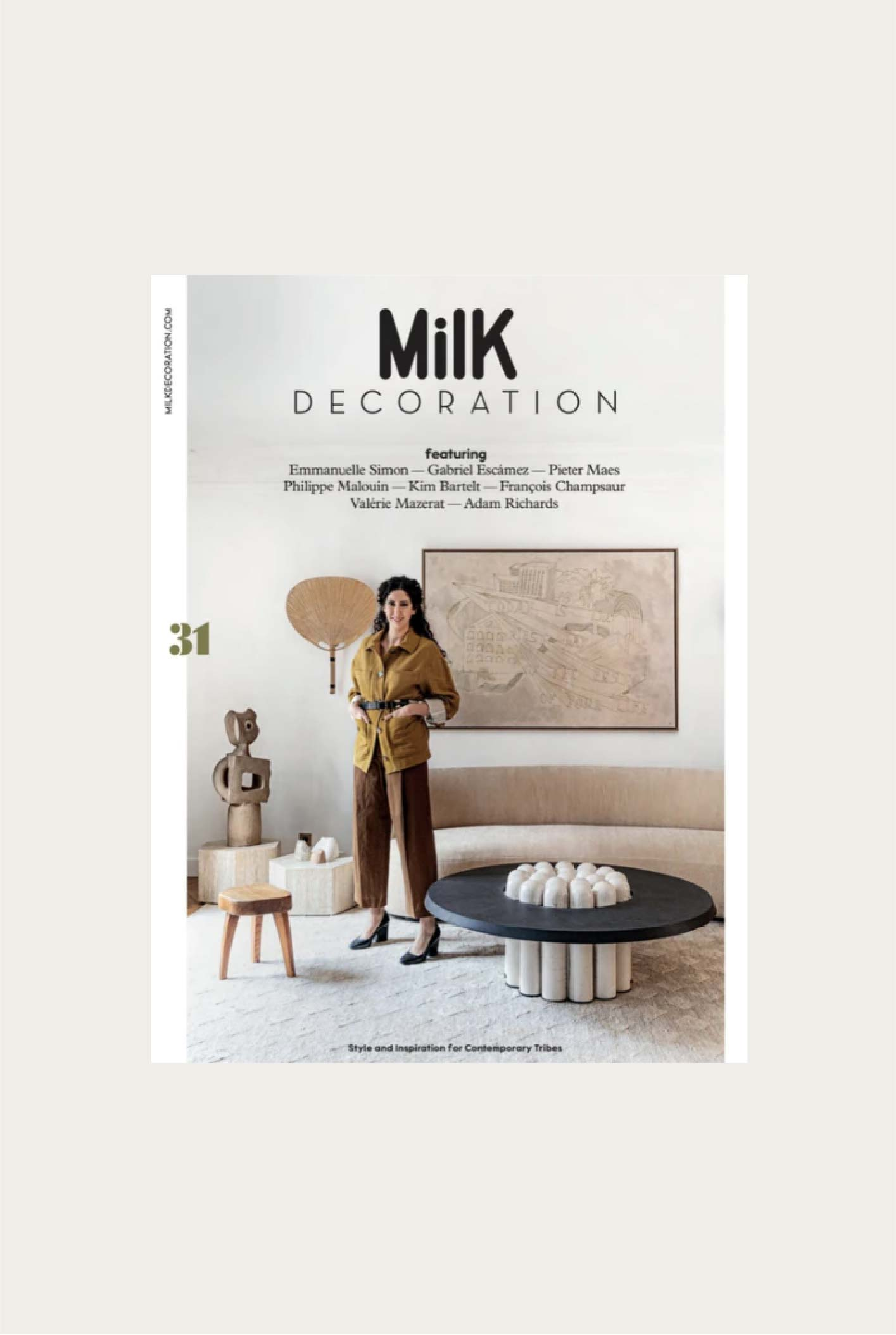 Milk Decoration Vol 31