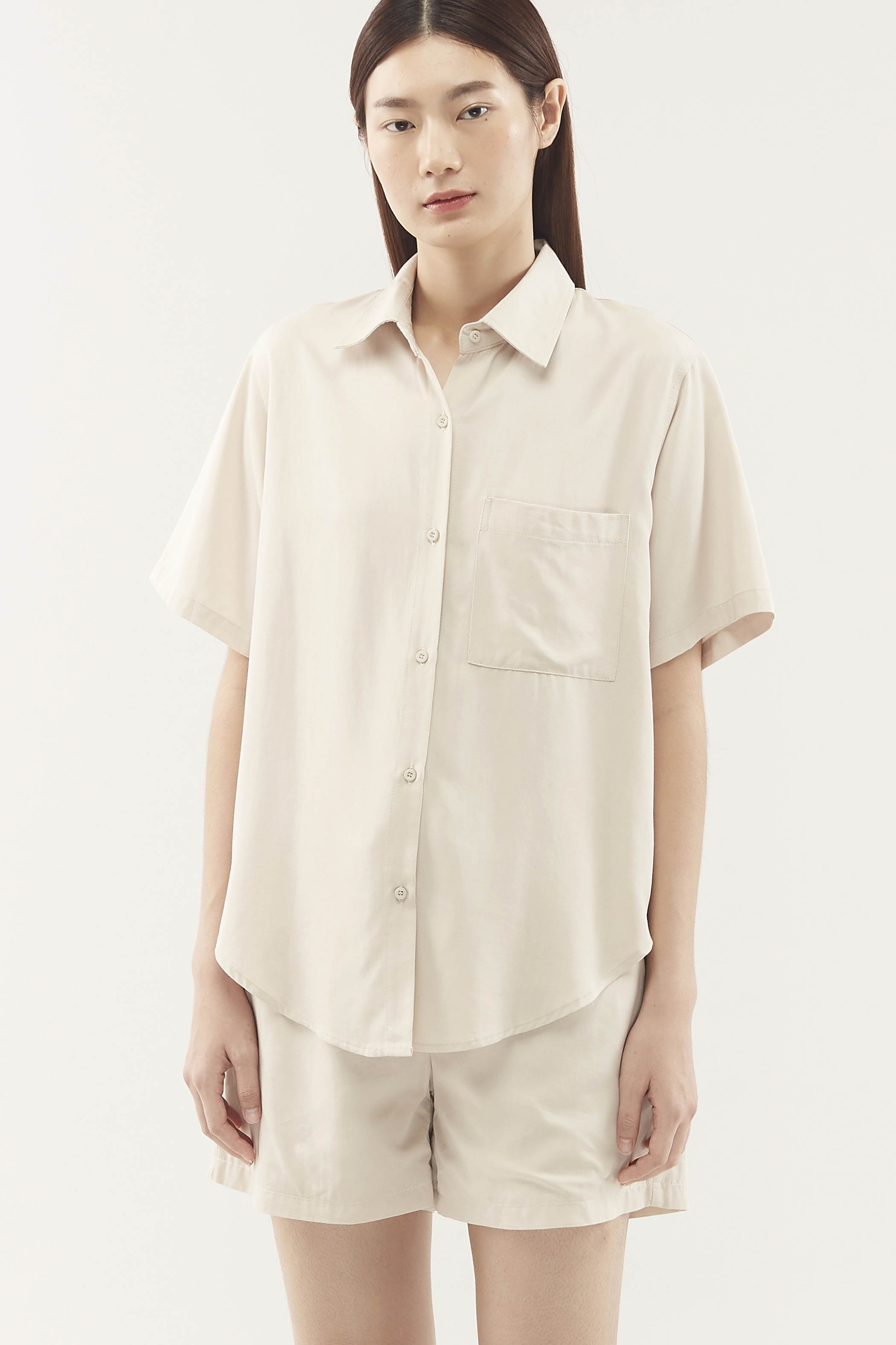 Emalee Oversized Shirt