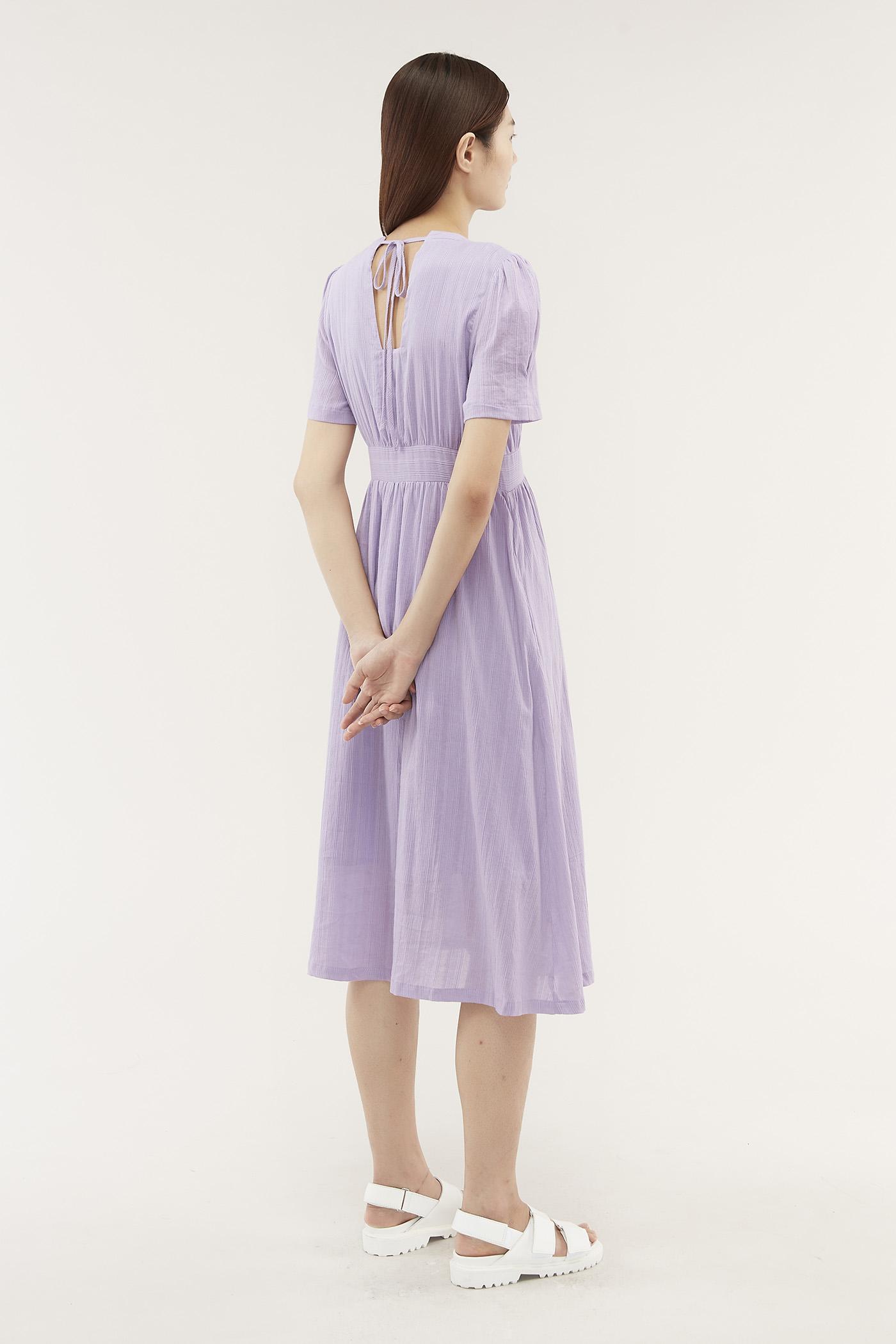 Olynna Midi Dress