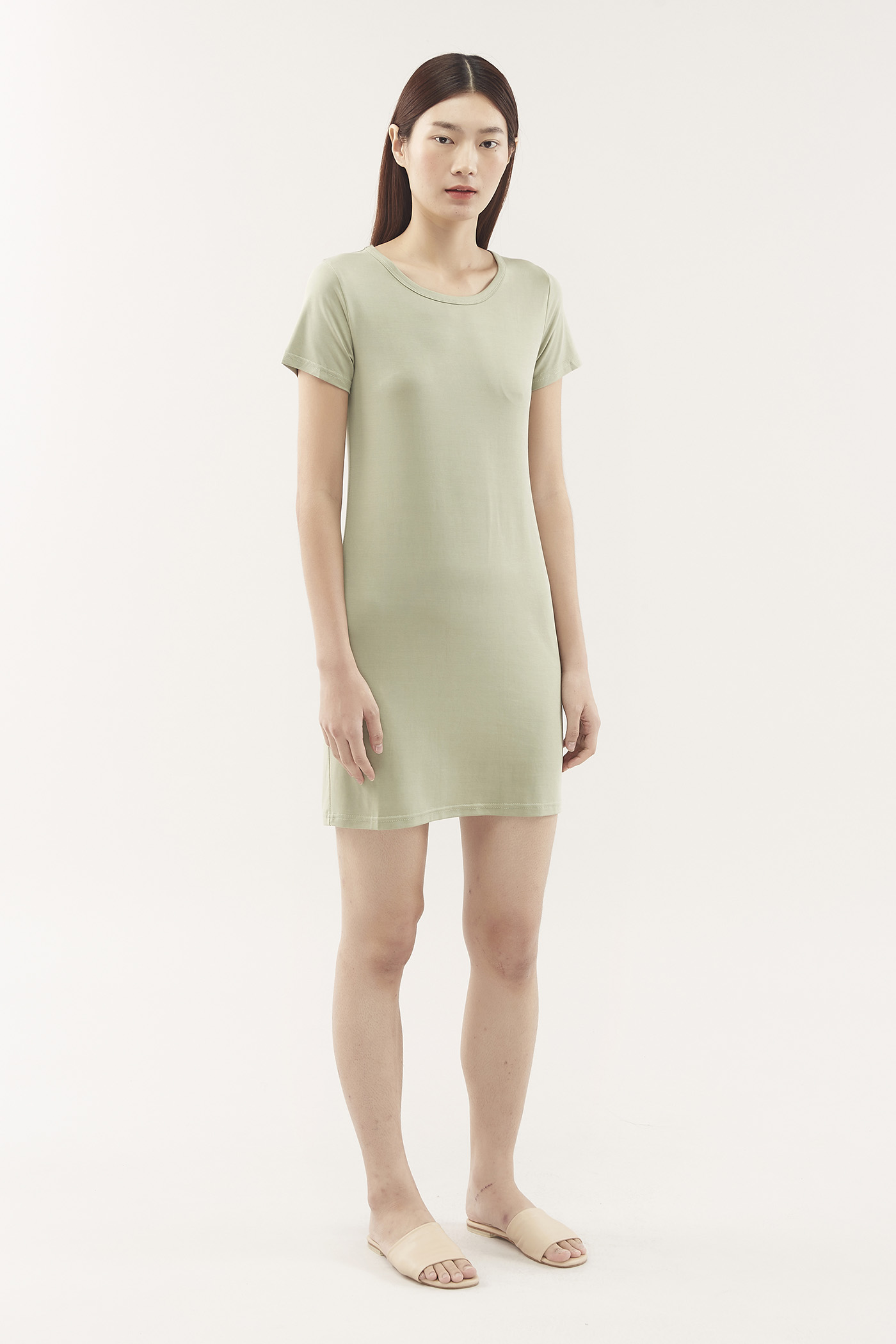 Dalphin T-shirt Dress