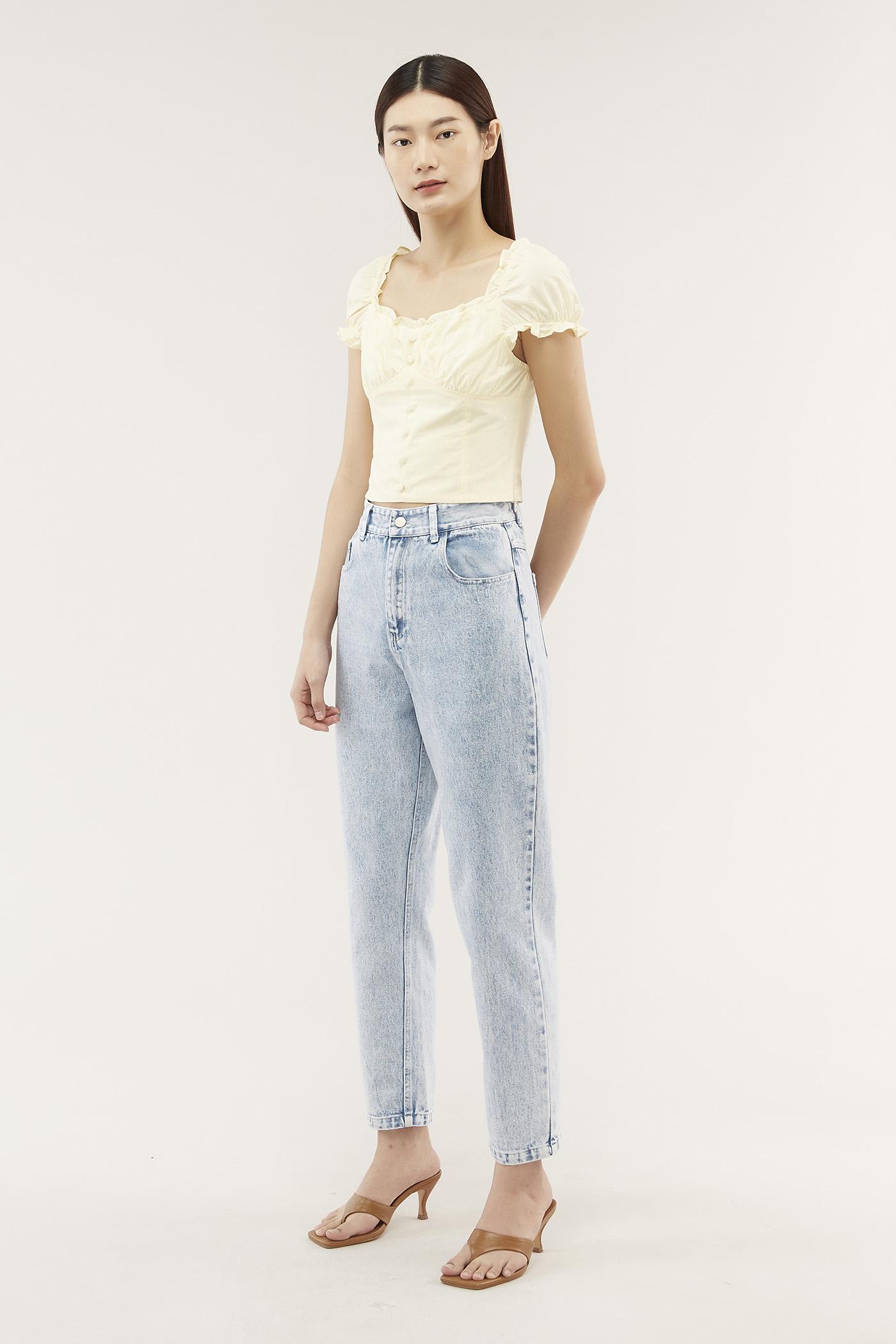 Bethanie Mom Jeans