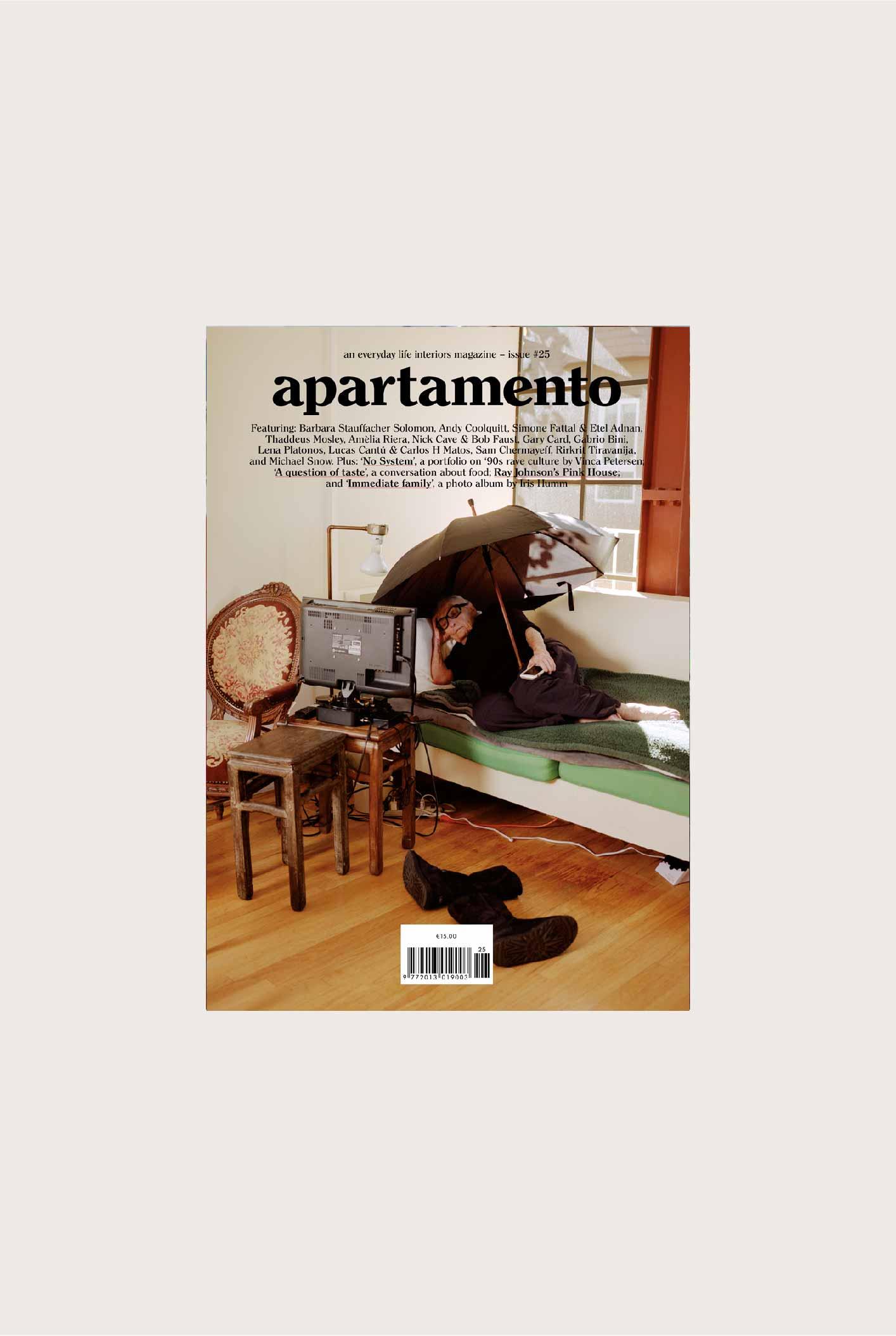 Apartamento Vol 25