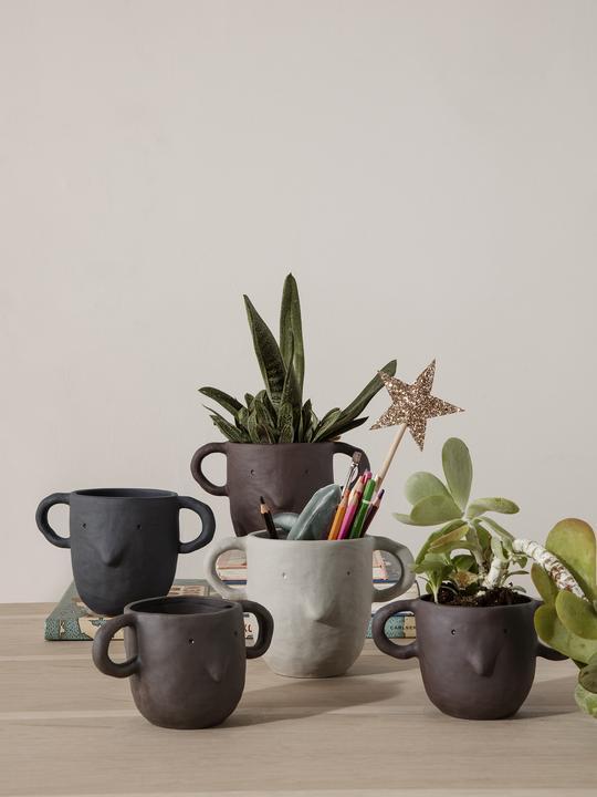 Ferm Living Mus Large Plant Pot