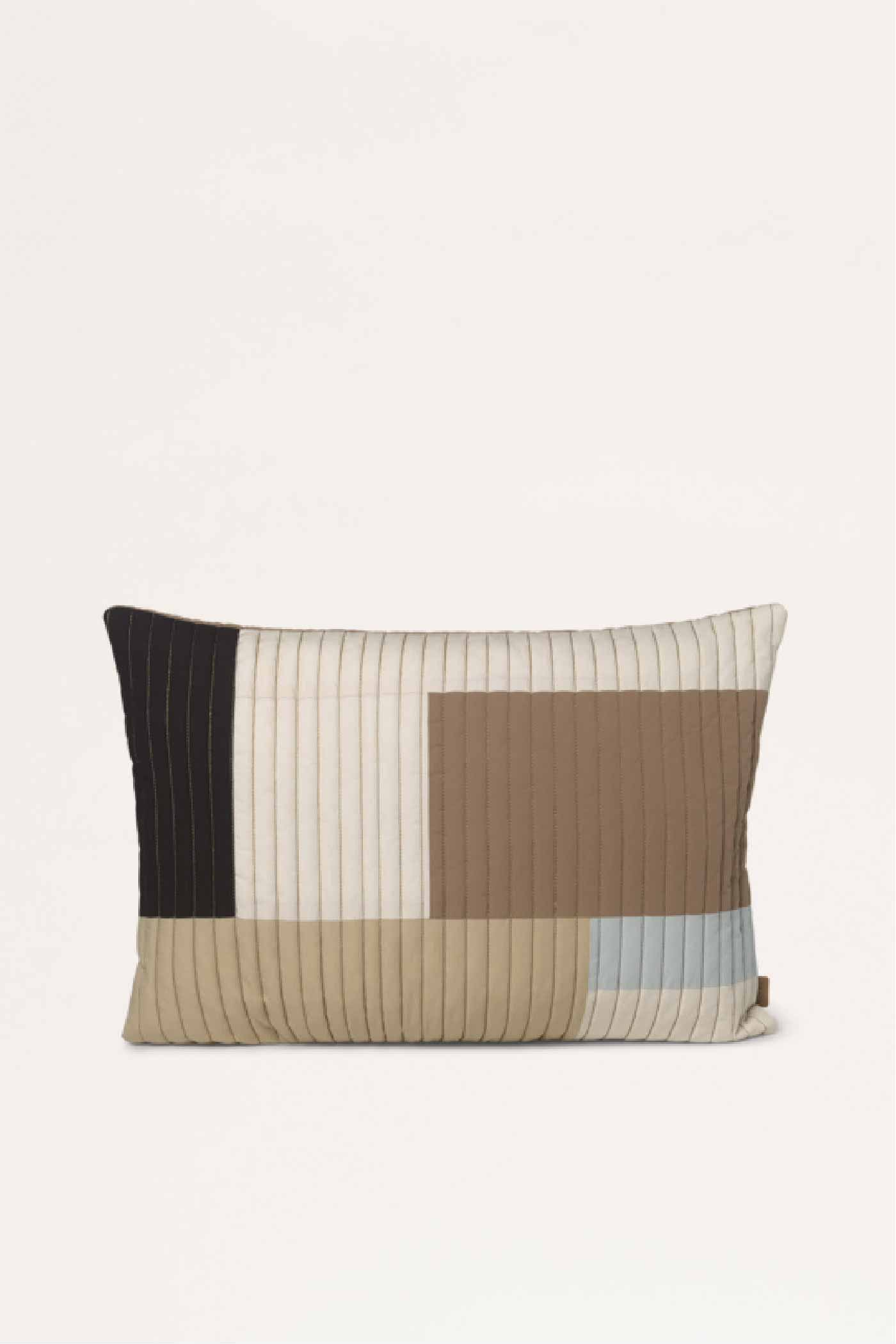 Ferm Living Shay Rectangle Quilt Cushion