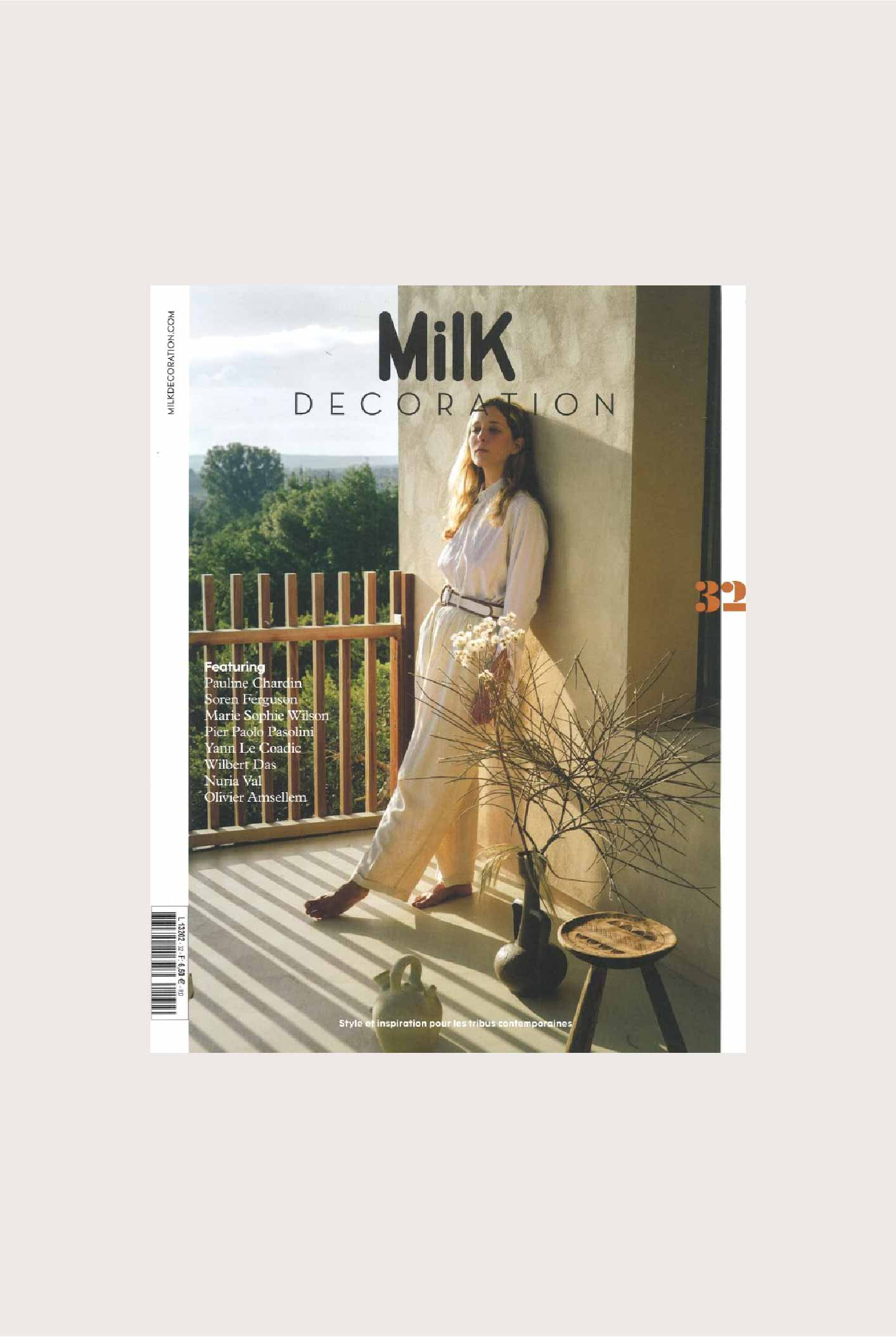 Milk Decoration Vol 32