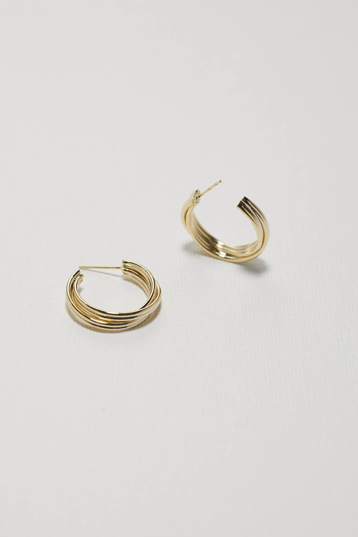 Hanna Hoop Earrings
