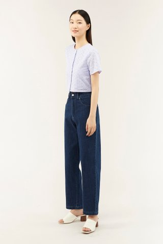 Jovian Straight-leg Jeans