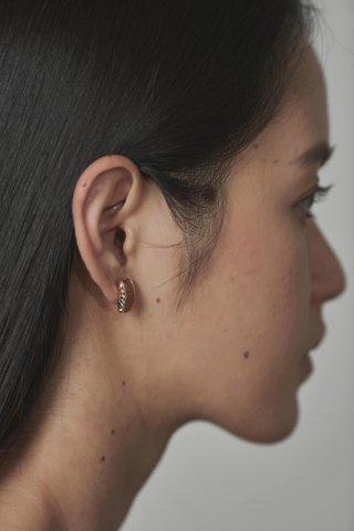 Alaina Ear Studs