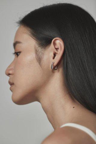 Cala Hoop Earrings