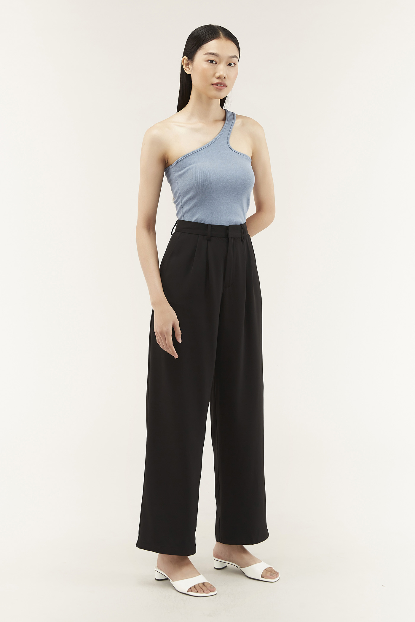 Andrea Wide-leg Pants