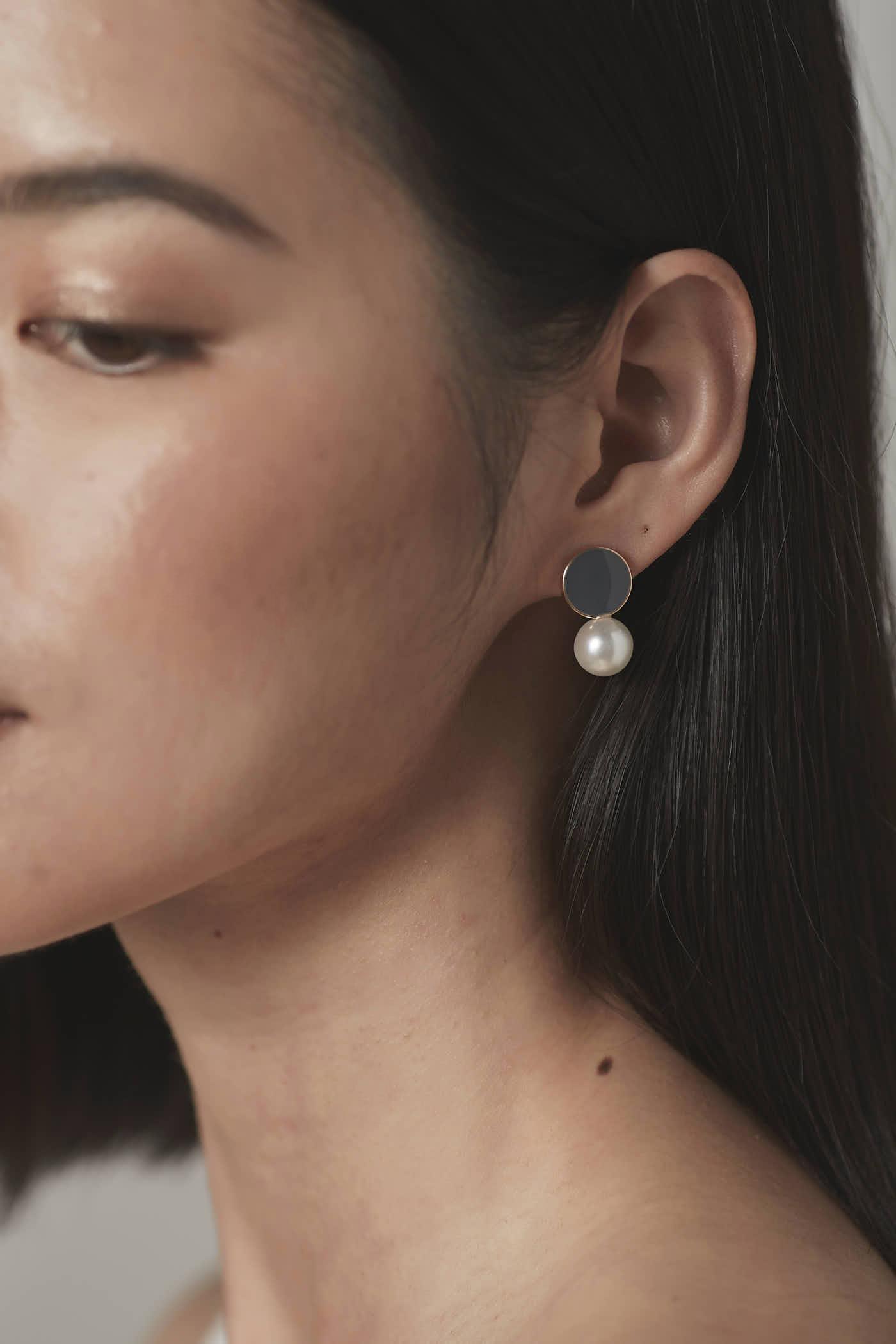 Haisley Ear Studs