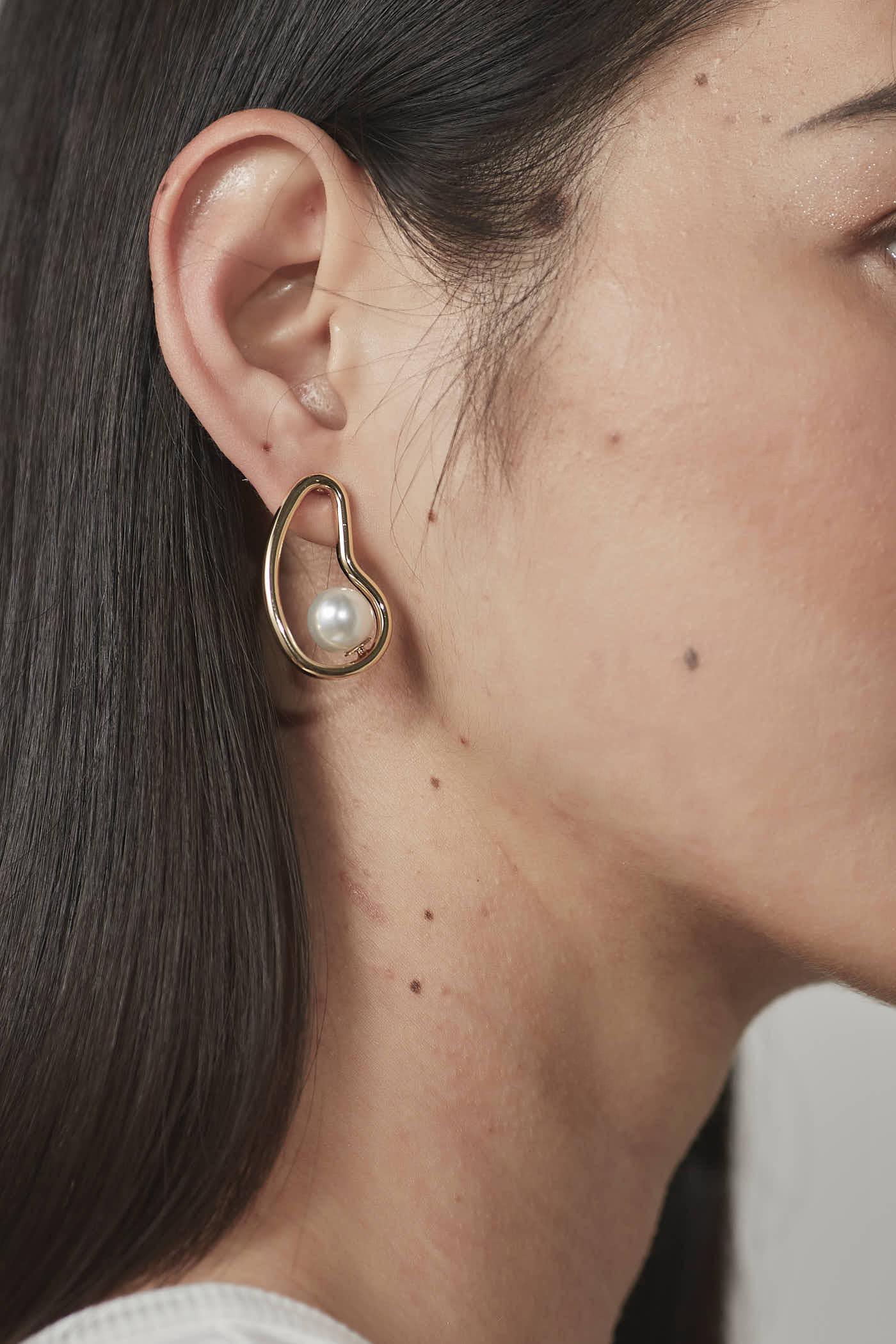 Aubrie Pearl Earrings