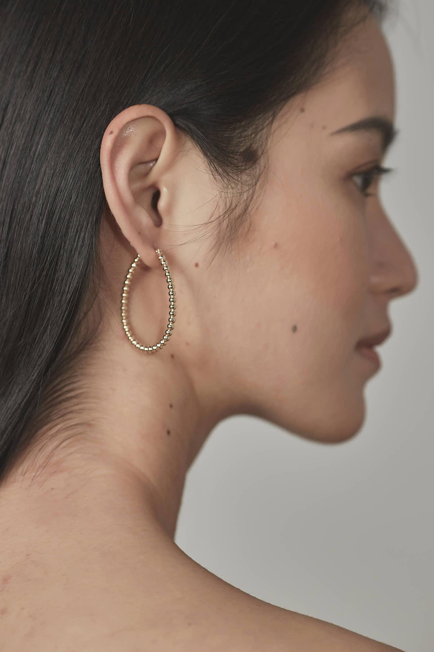 Alondra Hoop Earrings