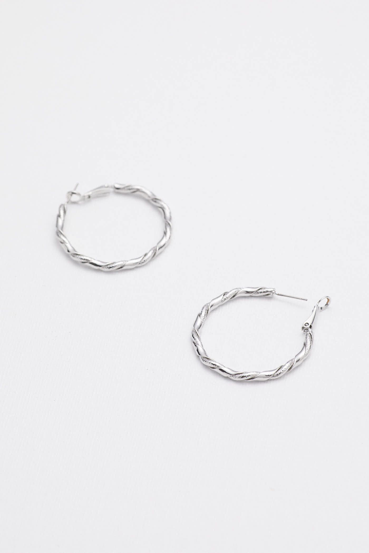 Fauve Hoop Earrings