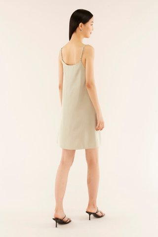 Anesha Button-through Dress