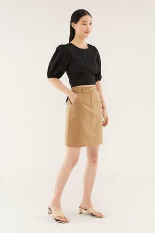 Dalvyn Slim-fit Skirt