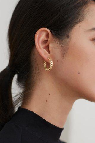 Helena Hoop Earrings