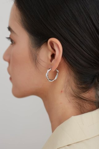 Alice Hoop Earrings