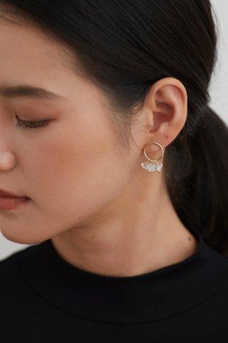 Darin Hoop Earrings