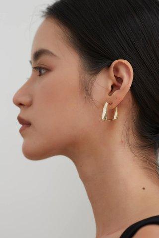 Fawn Hoop Earrings