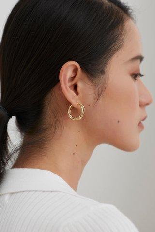Alice Hoop Earrings