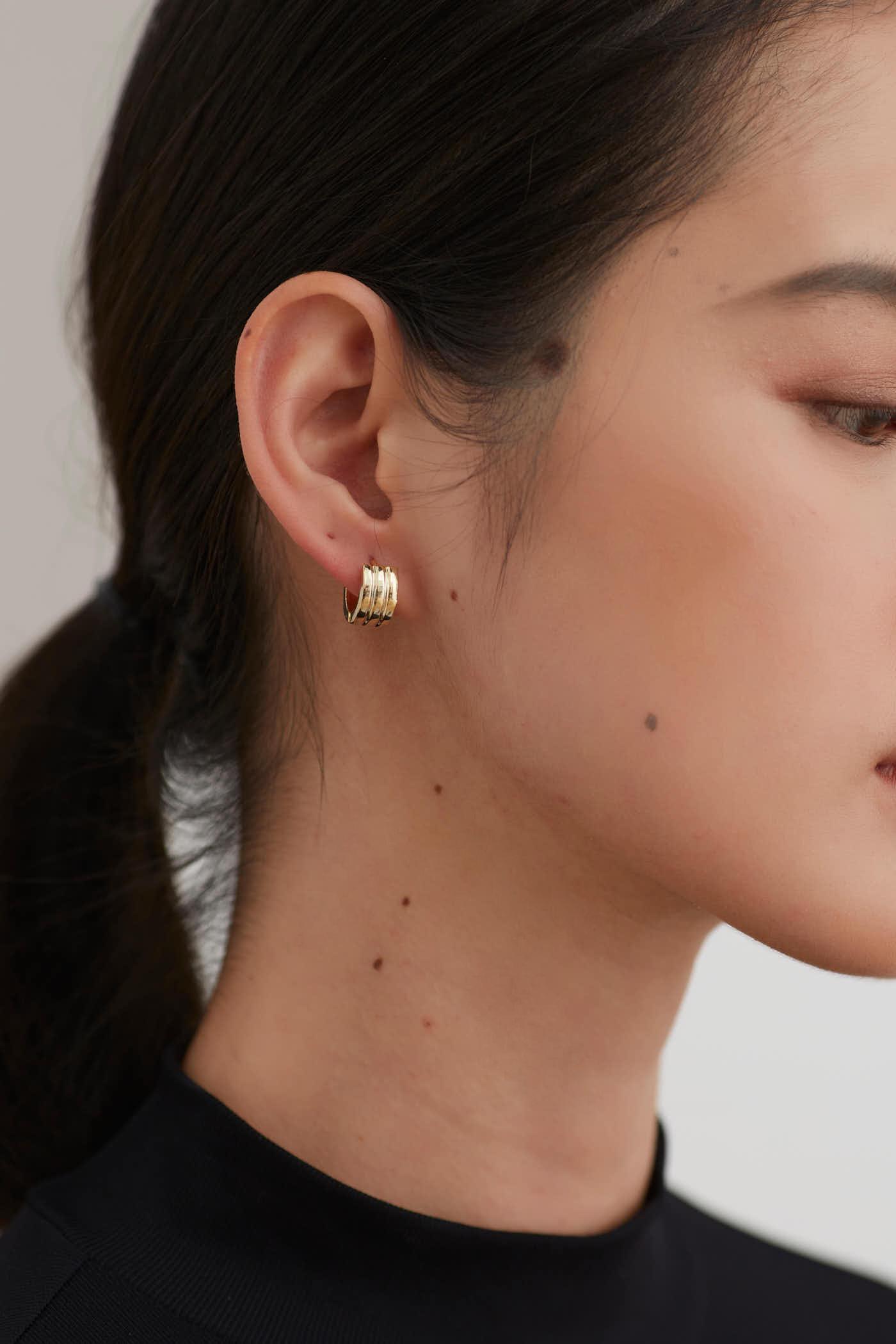 Mady Hoop Earrings