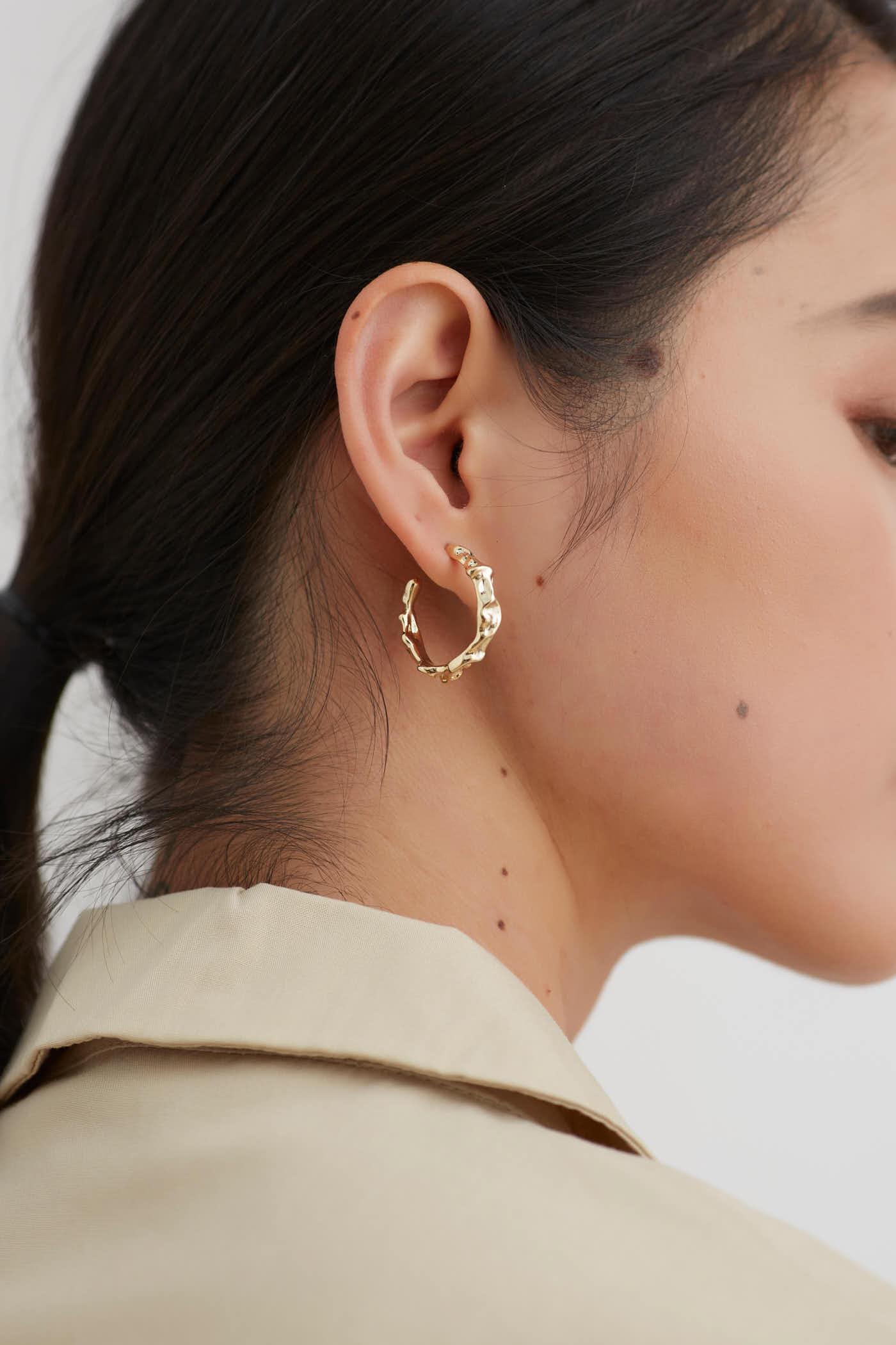 Kalida Hoop Earrings