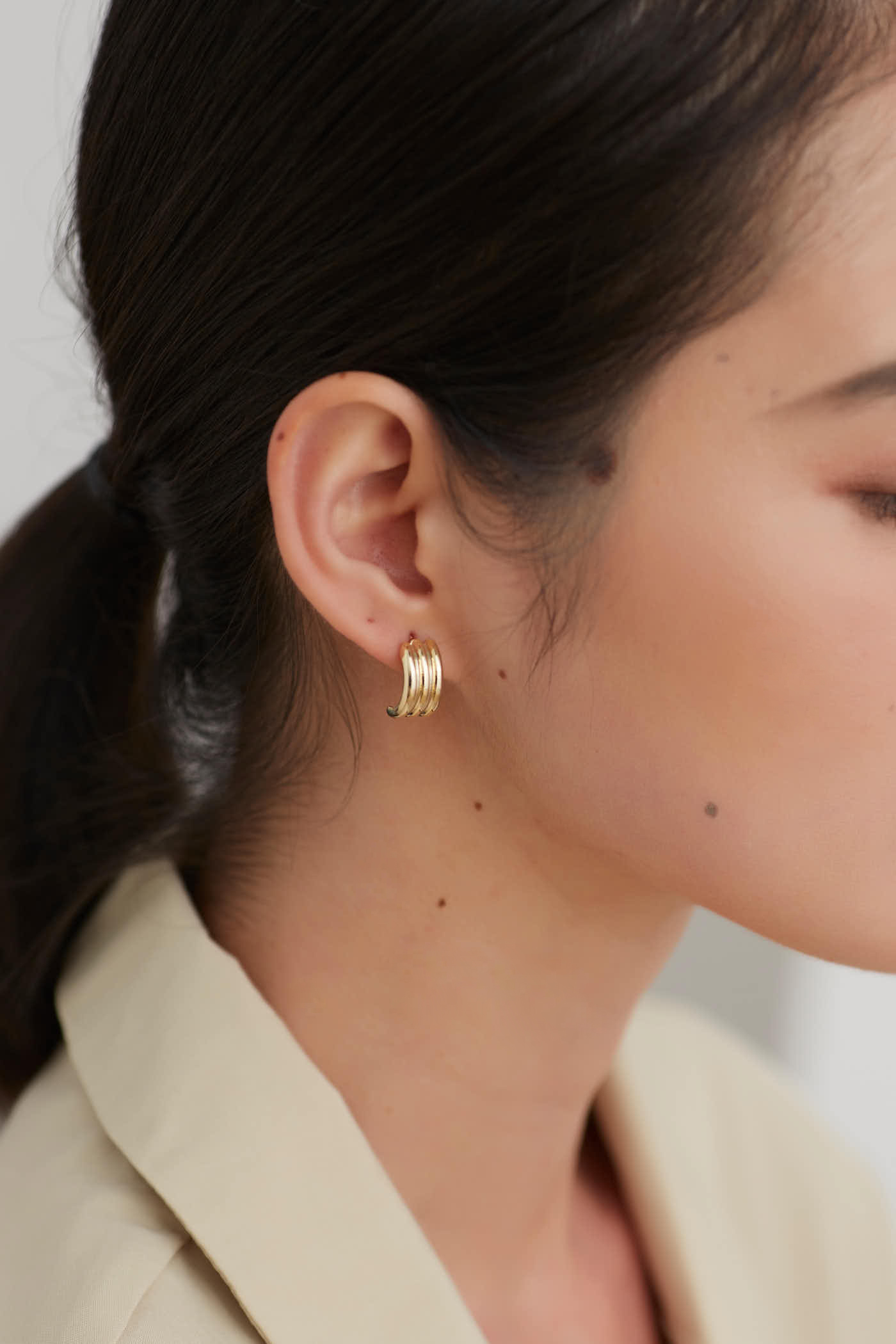 Alsie Hoop Earrings