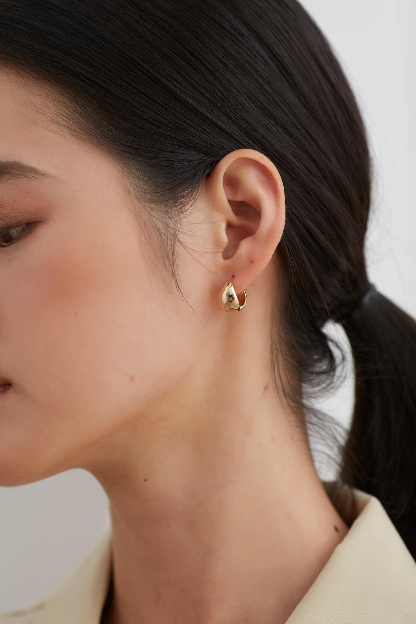 Liam Hoop Earrings