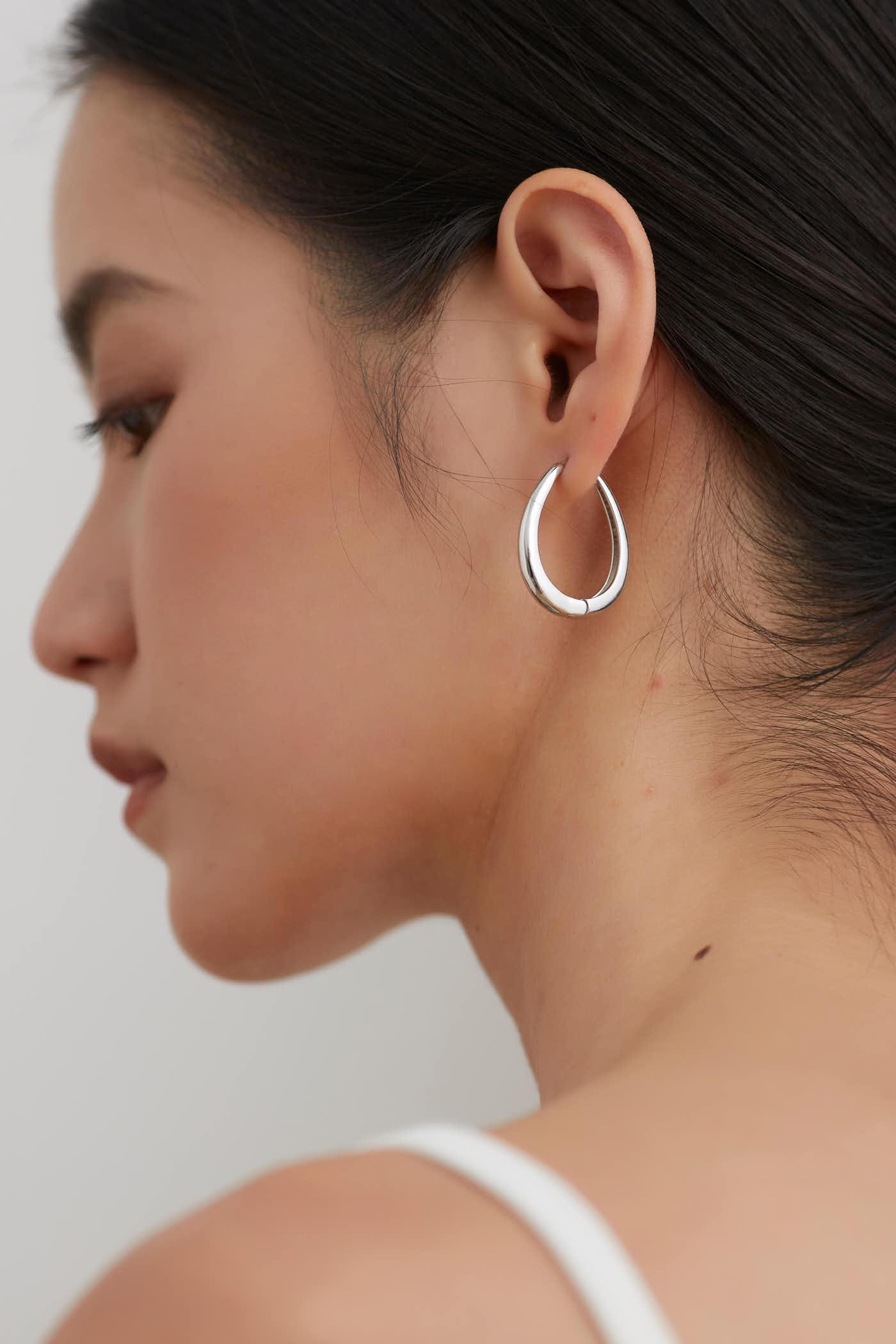 Dallin Hoop Earrings