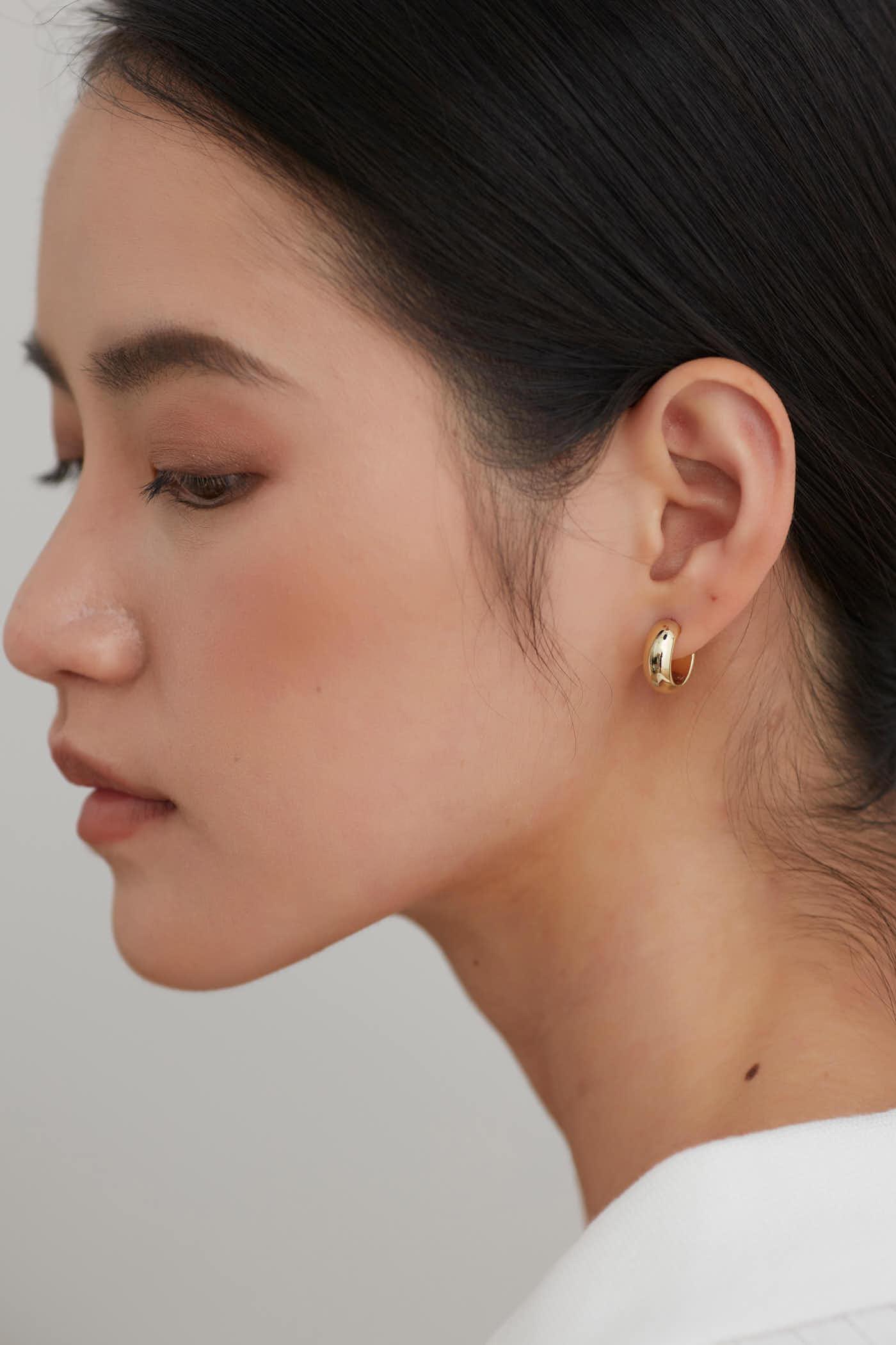 Becky Hoop Earrings