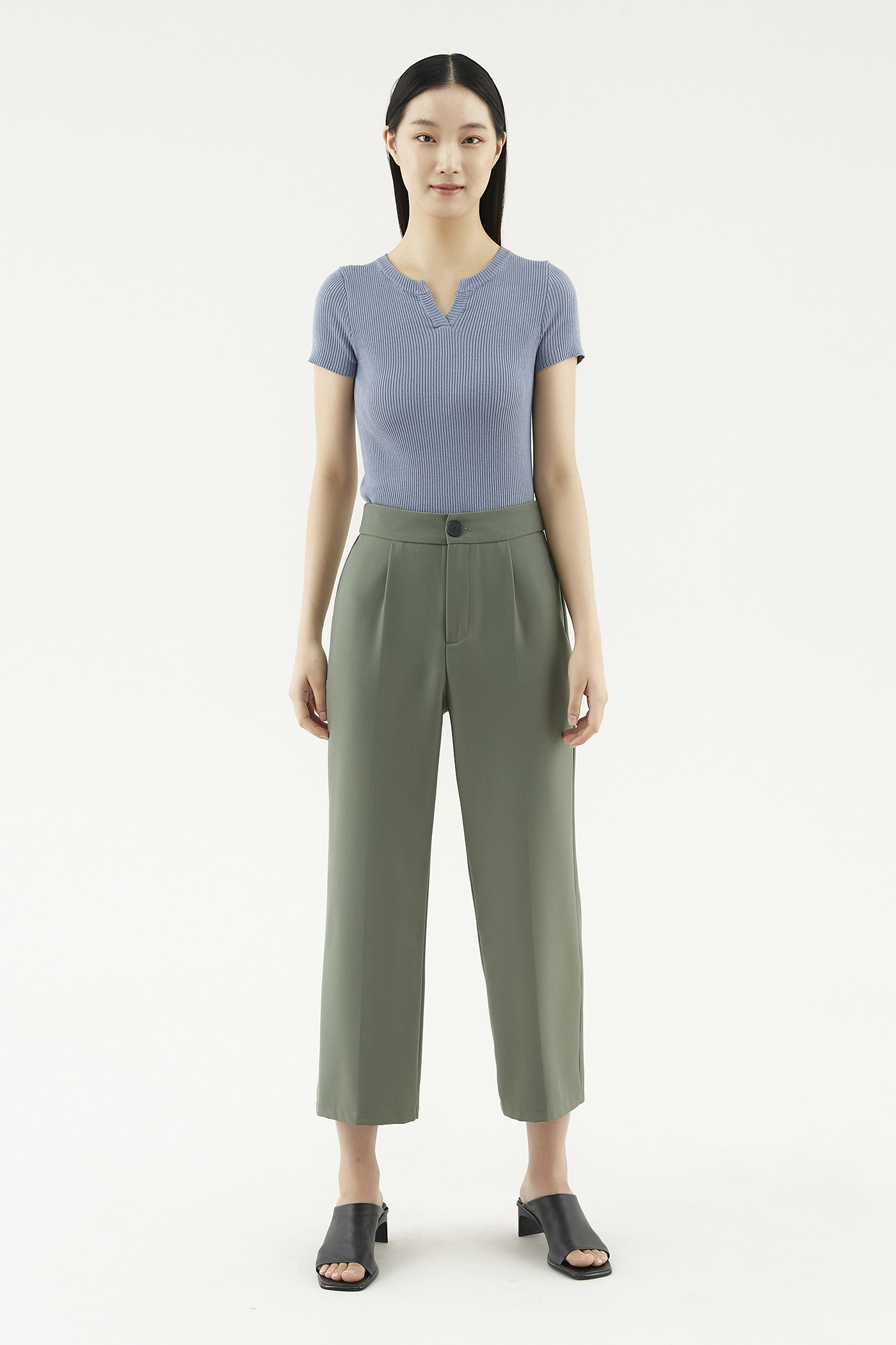 Kavell Crop Pants
