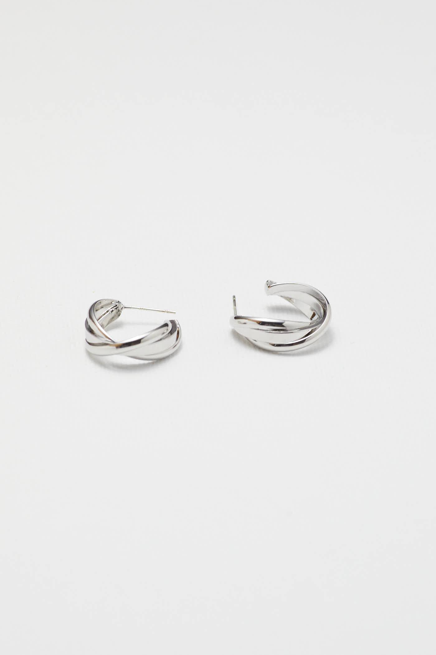 Kalin Hoop Earrings