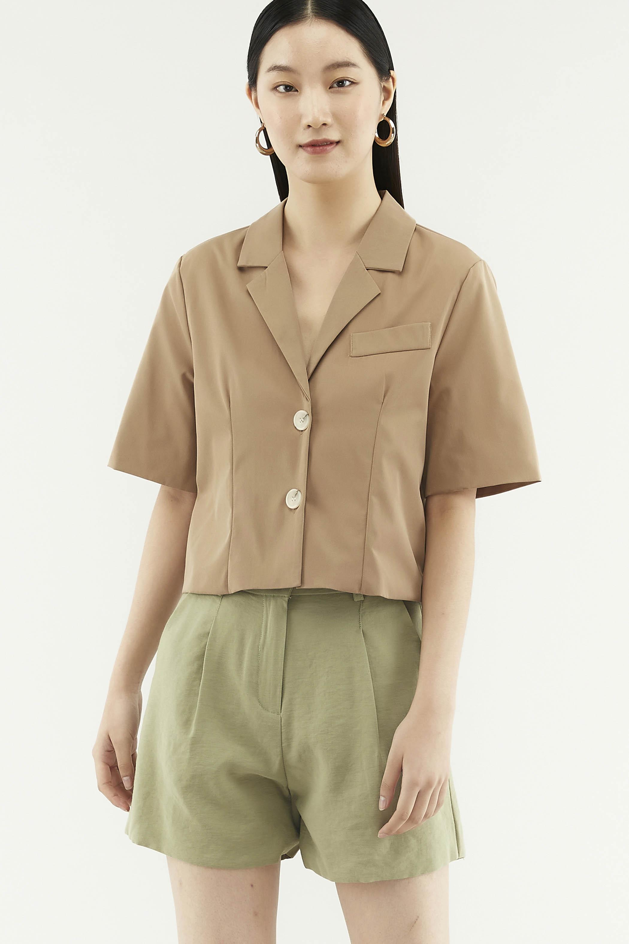 Erma Shirt Blouse