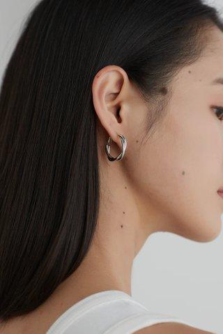 Alina Hoop Earrings
