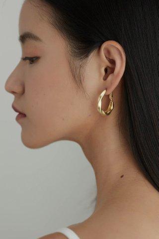 Teagan Hoop Earrings