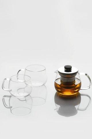 Kinto Unitea Teapot Set