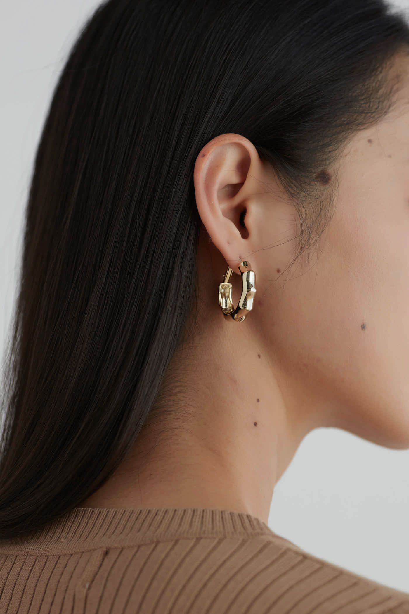 Charlee Hoop Earrings