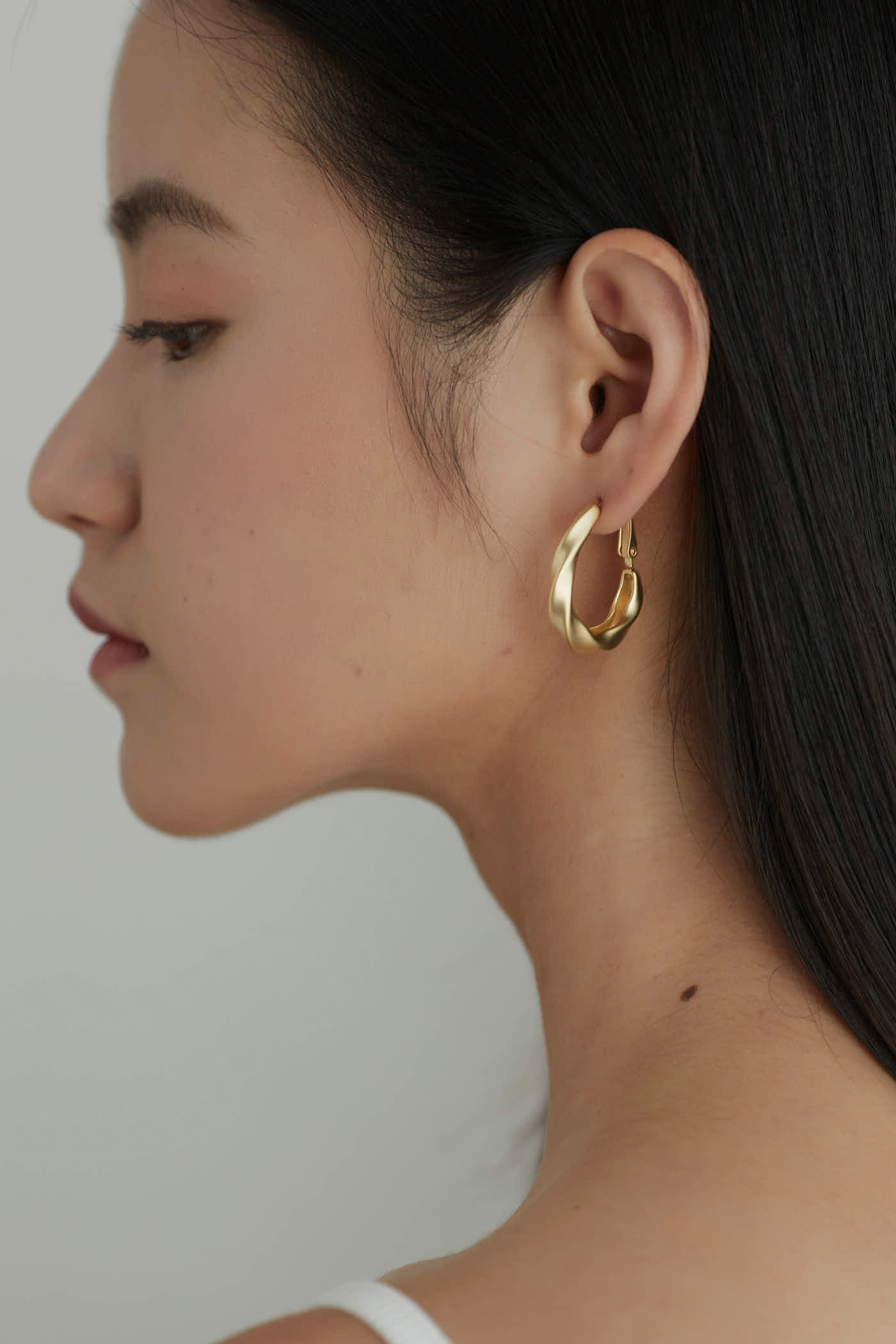 Teagan Hoop Earrings
