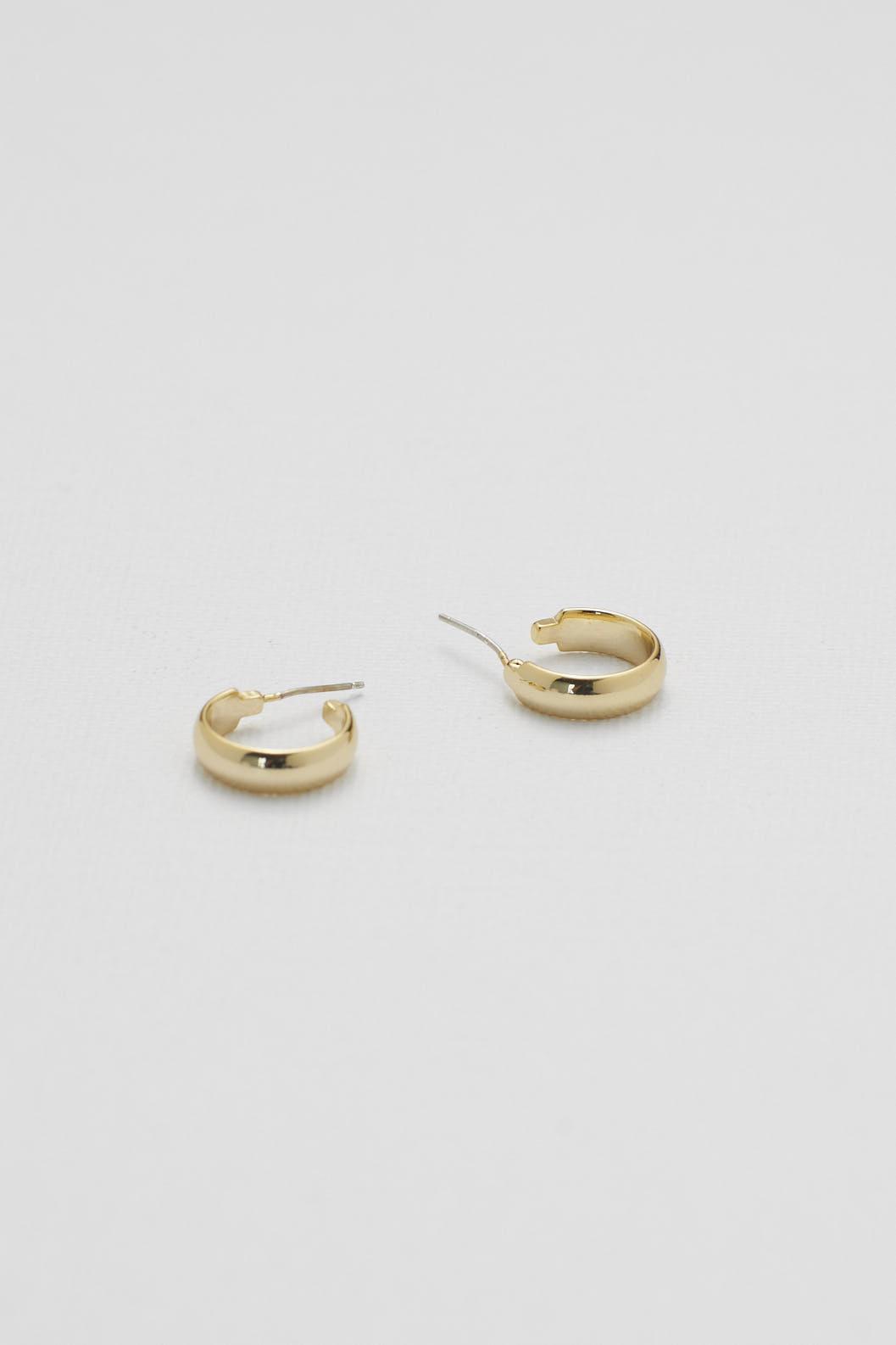 Heca Hoop Earrings