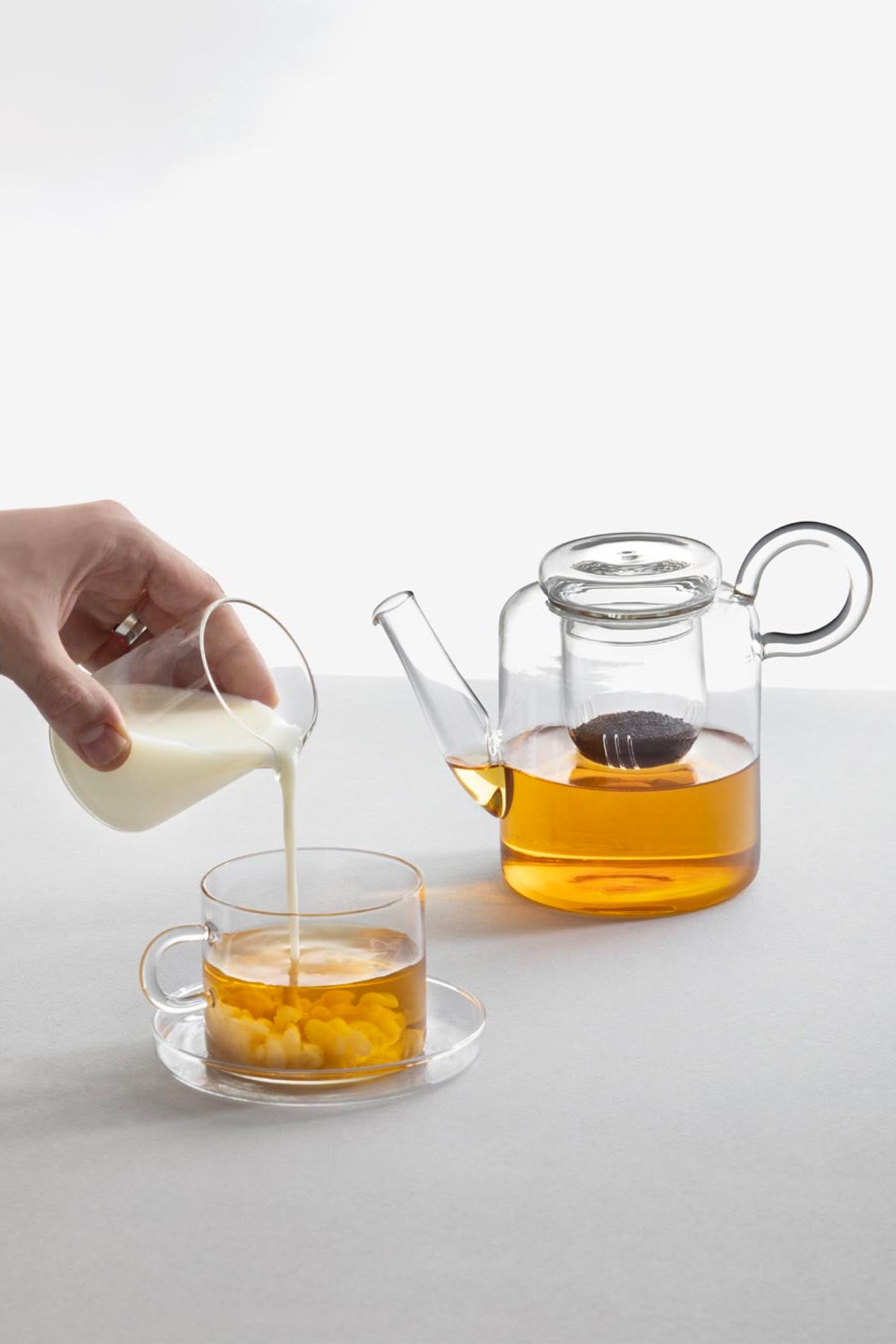Ichendorf Piuma Tea Saucer