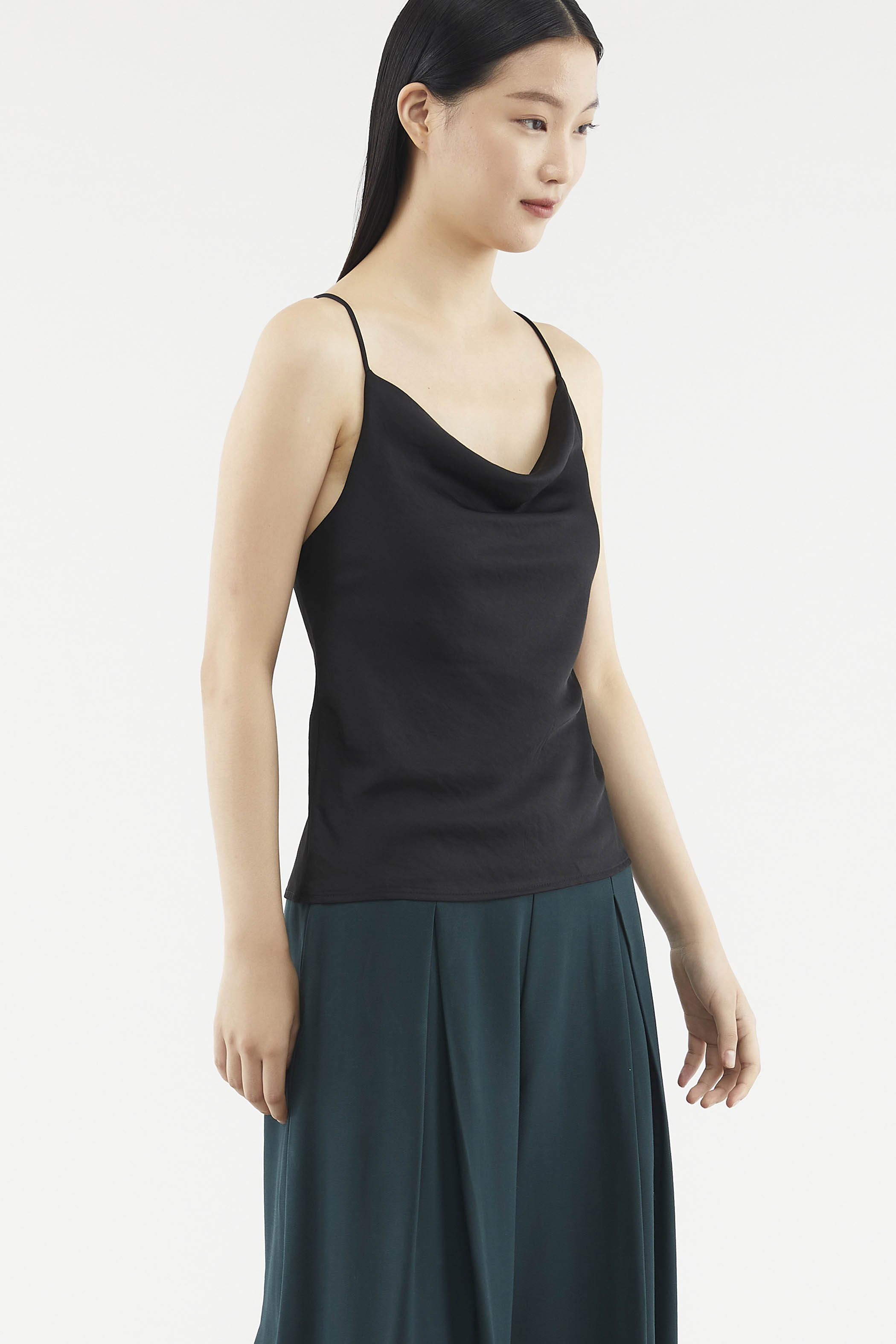 Emlyn Cowl-neck Camisole