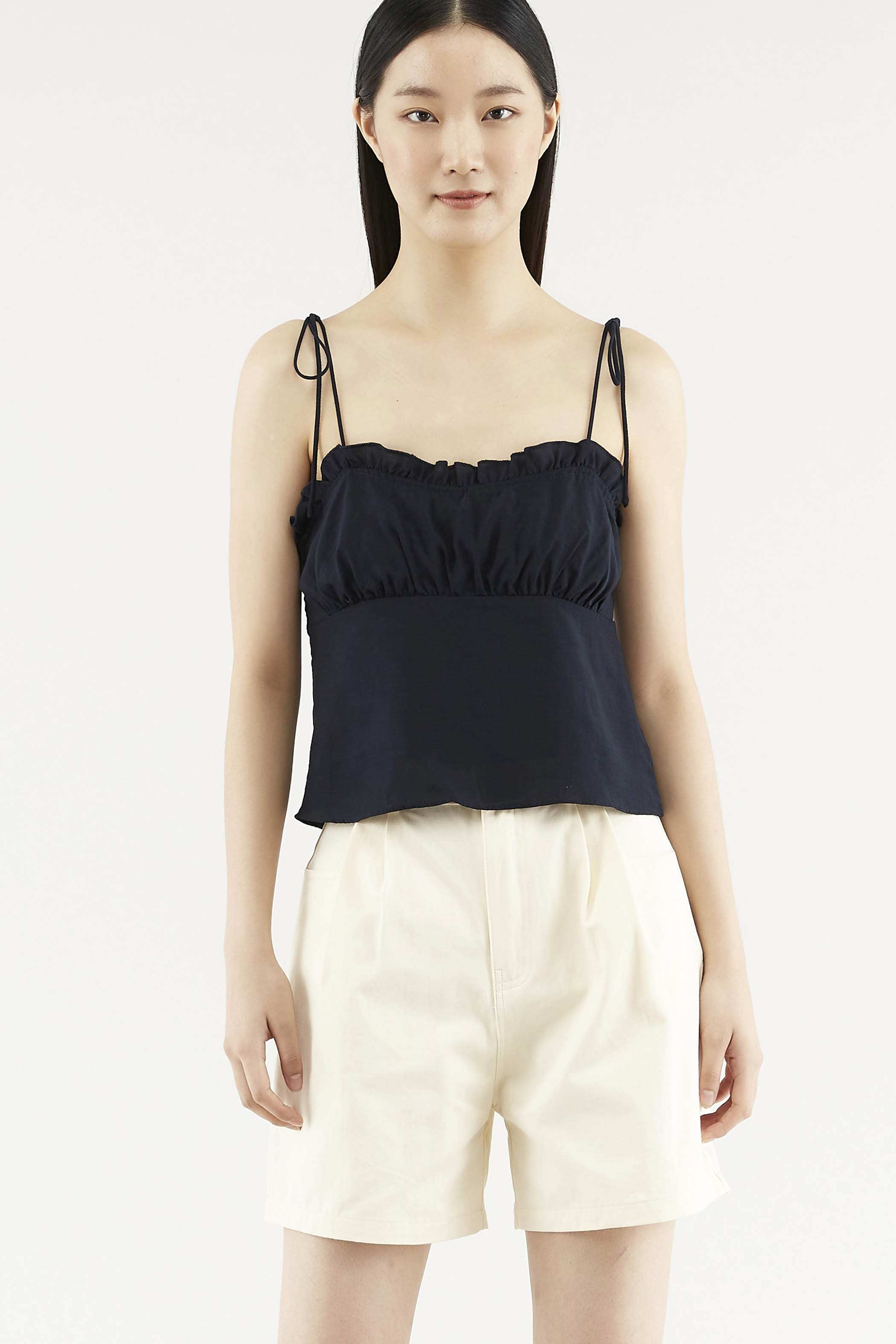 Zoey Frill-trim Top