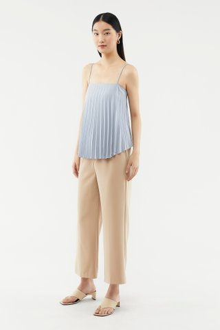 Dalna Pleated Top