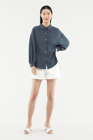 Evetta Relaxed Shirt