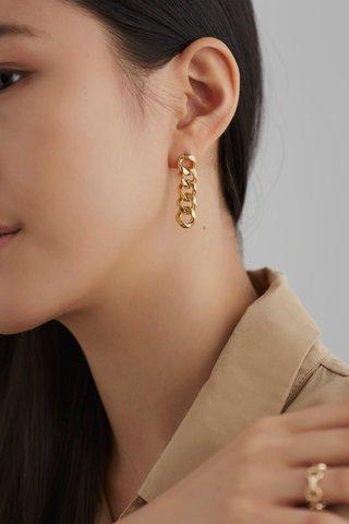 Rosea Chain Earrings