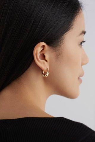 Rylan Hoop Earrings