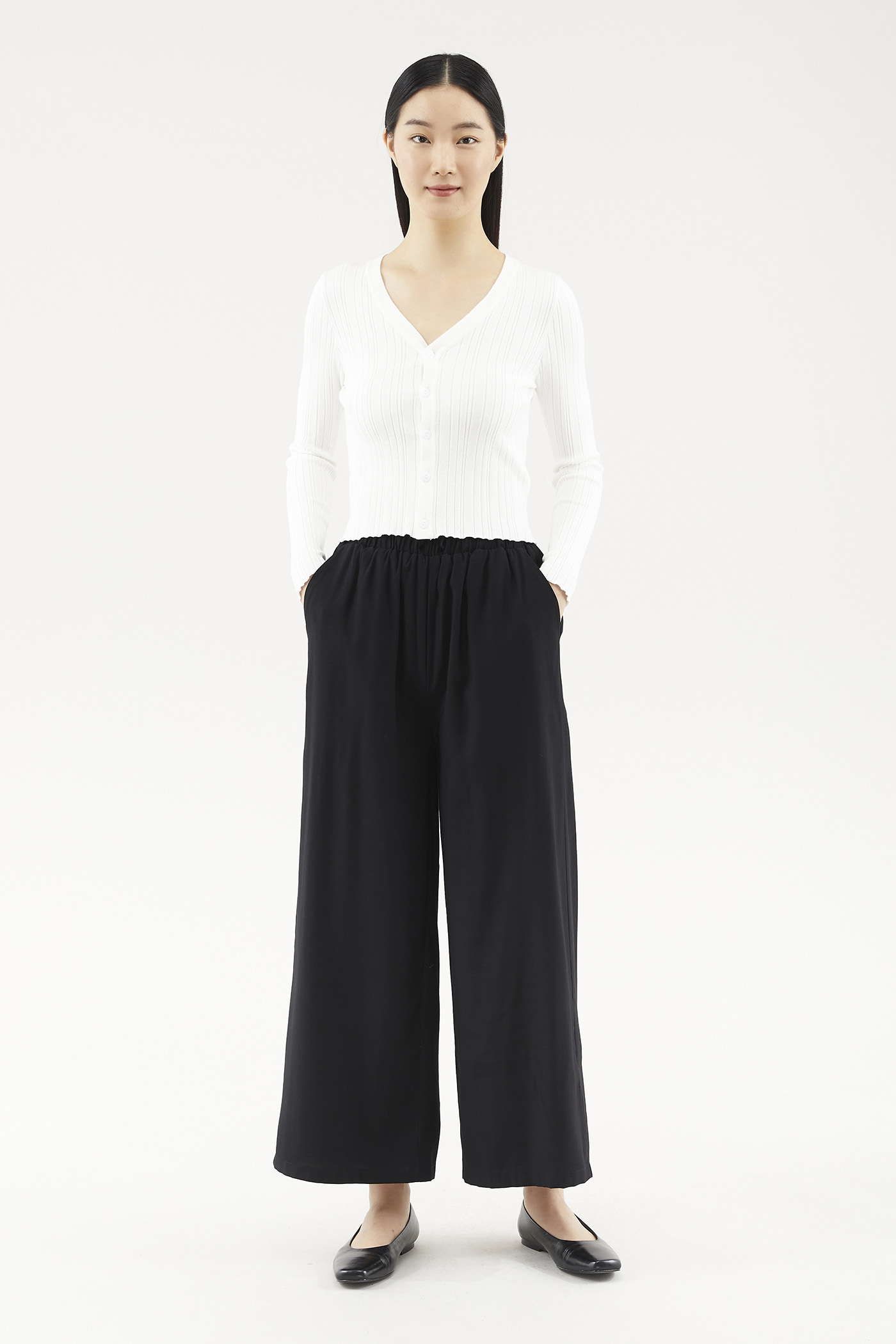 Danelle Wide-leg Pants